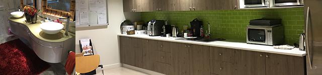 Société d'installation de plomberie, aménagement de bureaux en essonne © Pack555 site web